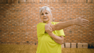 exercises for women after 40