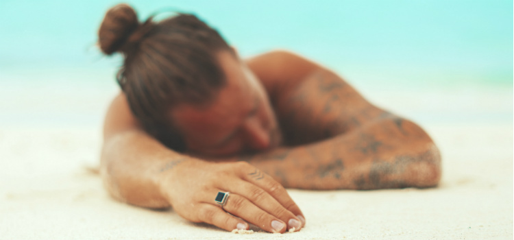 ngủ ngon hơn lợi ích của việc đi biển
